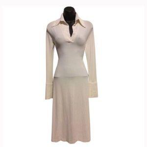 Simona Vignoli Dresses - Simona Vignoli Vintage Jersey Dress
